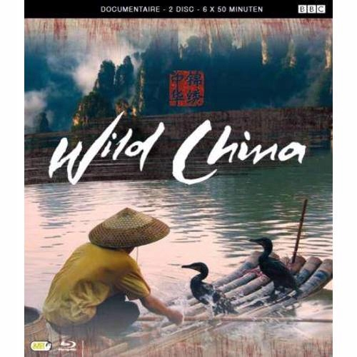 BLU-RAY Tv Series/Bbc Earth - Wild China Region B