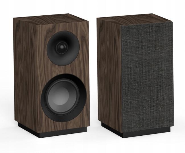 Kolumny stereo Jamo S801 2.0 Orzech Para 120W