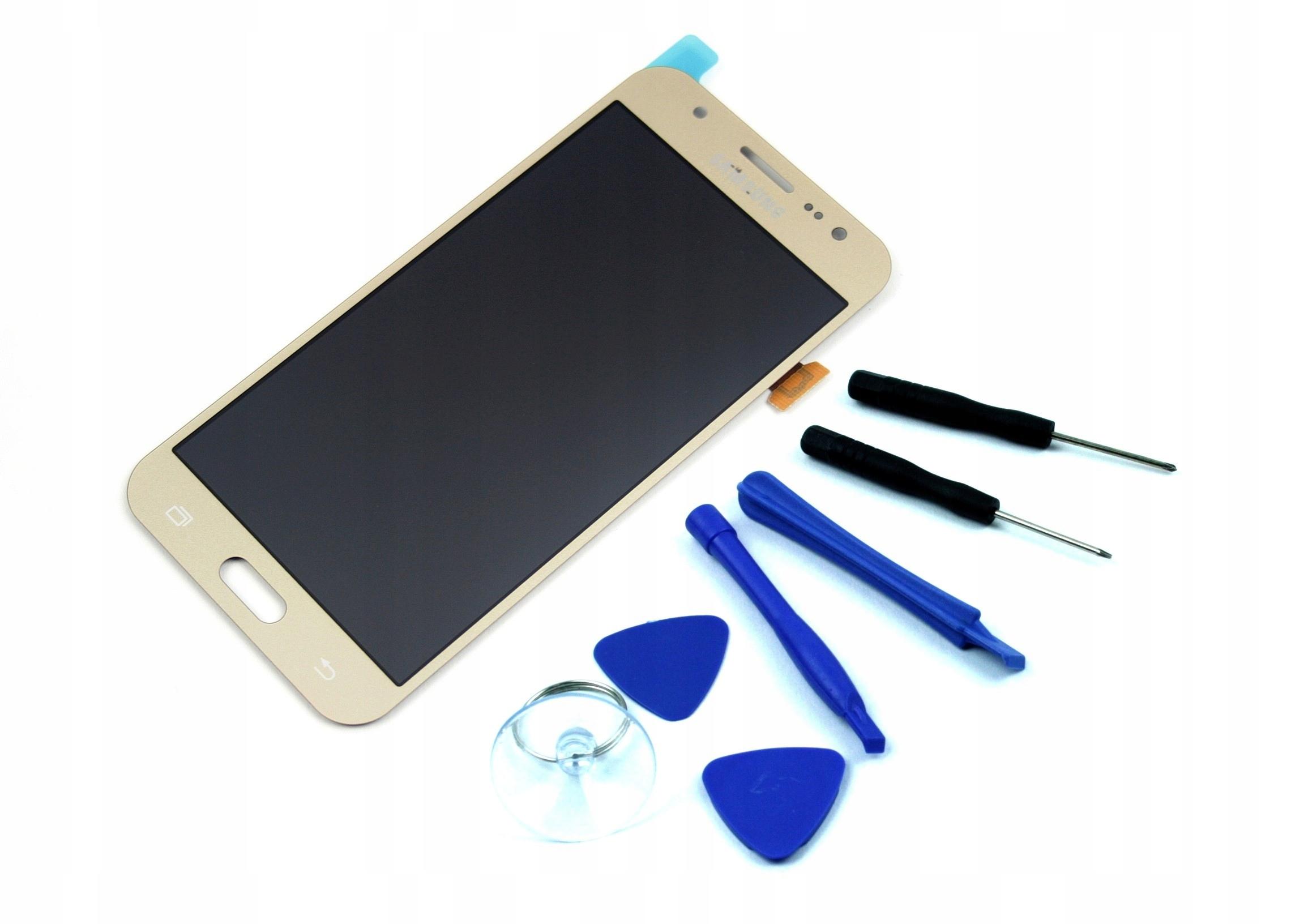 WYŚWIETLACZ LCD SZYBKA SAMSUNG SM-J500FN GALAXY J5