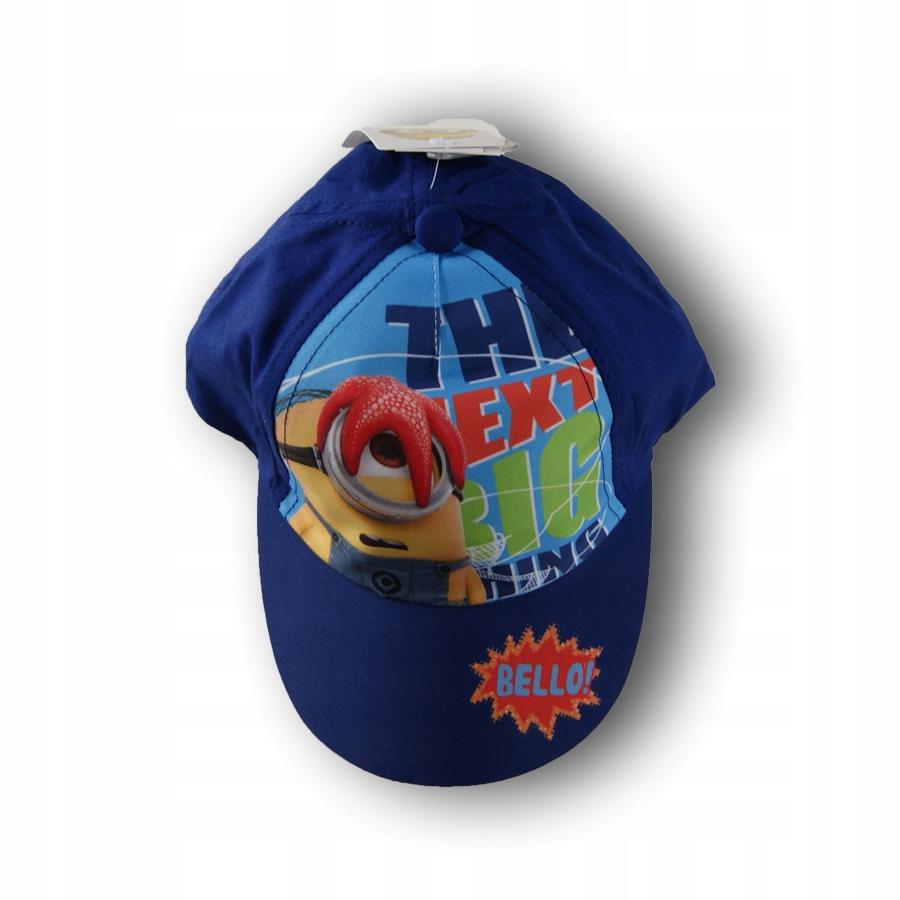 MINIONKI czapka z daszkiem 52 promocja
