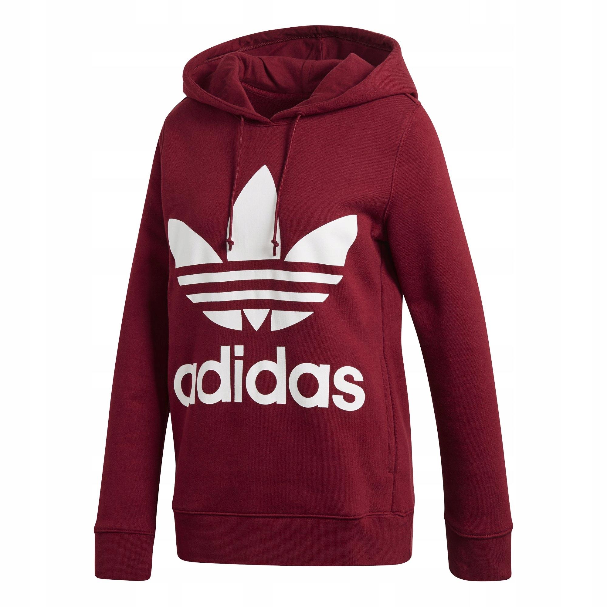 na wyprzedaży najlepszy hurtownik przejść do trybu online Bluza Adidas ORIGINALS TREFOIL (CE2409) r.S - 7949761725 ...