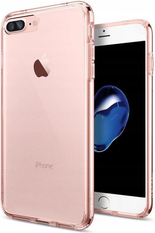SPIGEN SGP Etui Ultra Hybrid Rose Crystal do iPhon