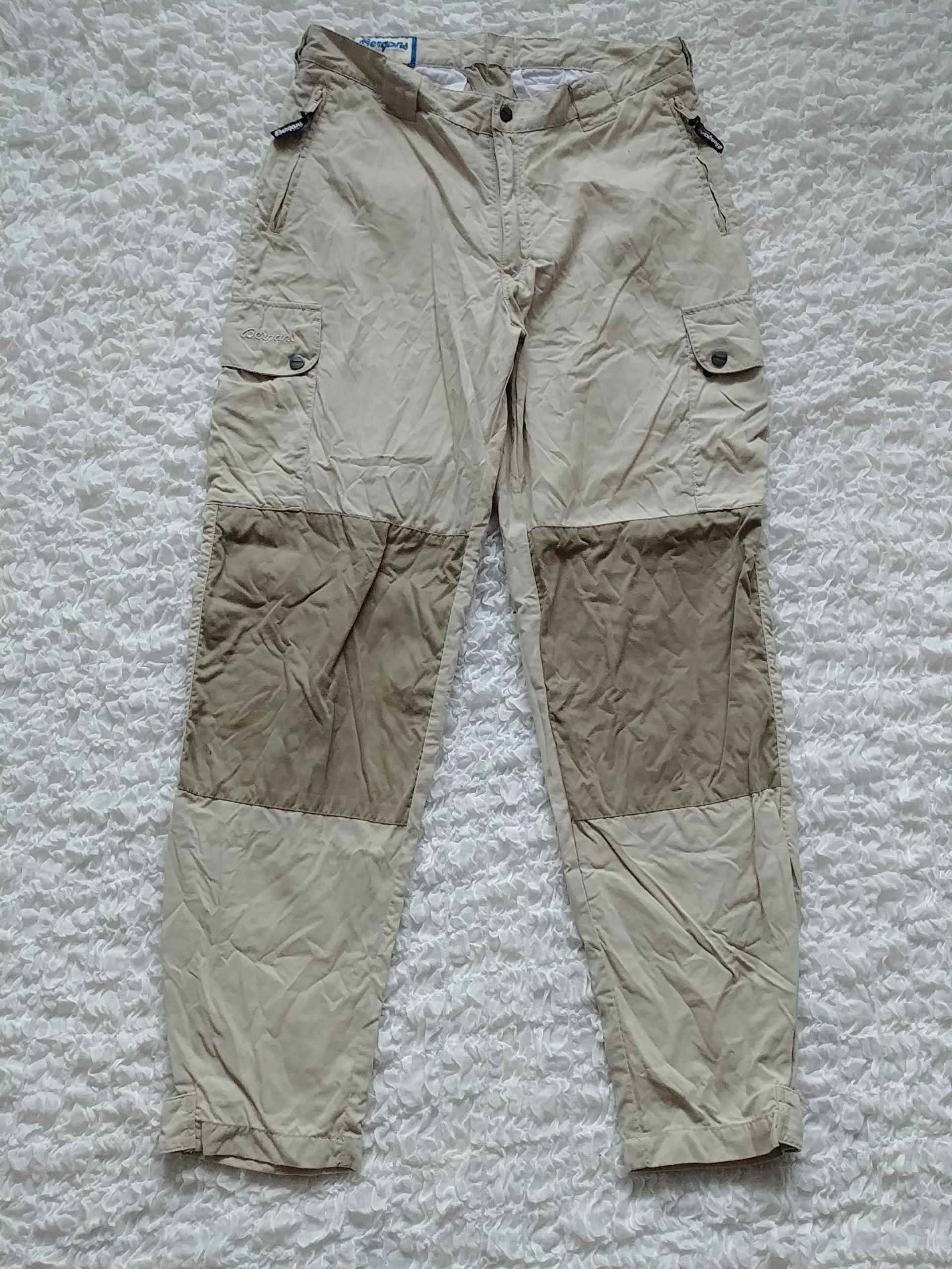 BERGANS of Norway spodnie trekkingowe M/L