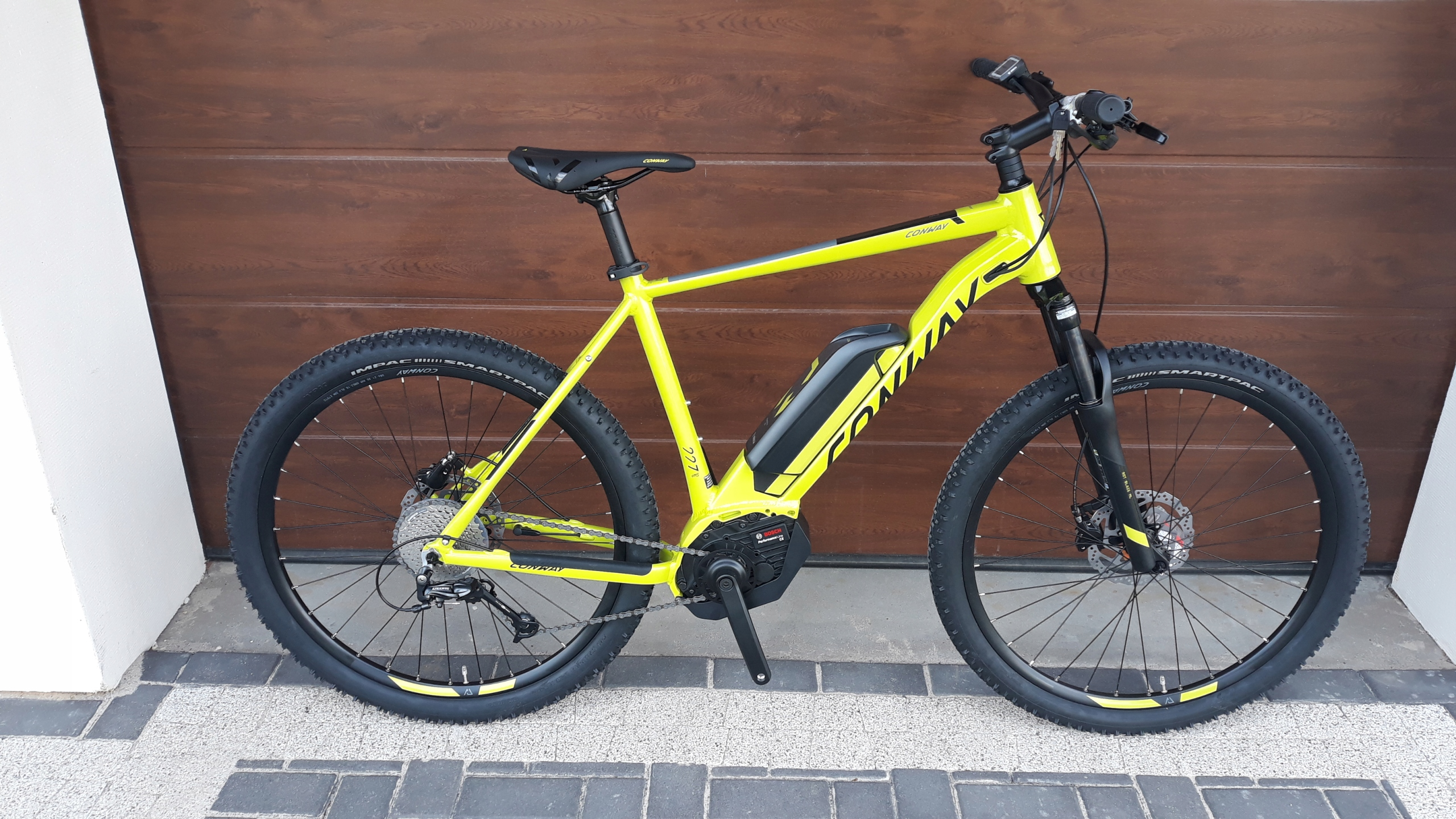 Rower elektryczny Conway Ems 227 se 500 2019r L