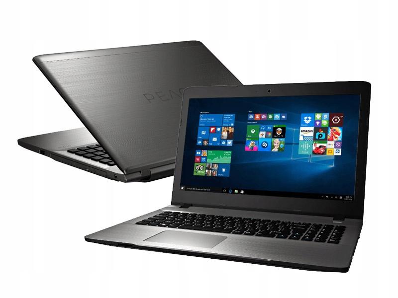 Laptop PEAQ C1015 Intel 3805U 4GB 120GB SSD 15,6''