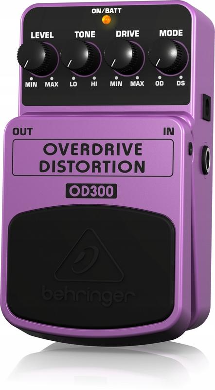 Behringer OD300 Efekt gitarowy