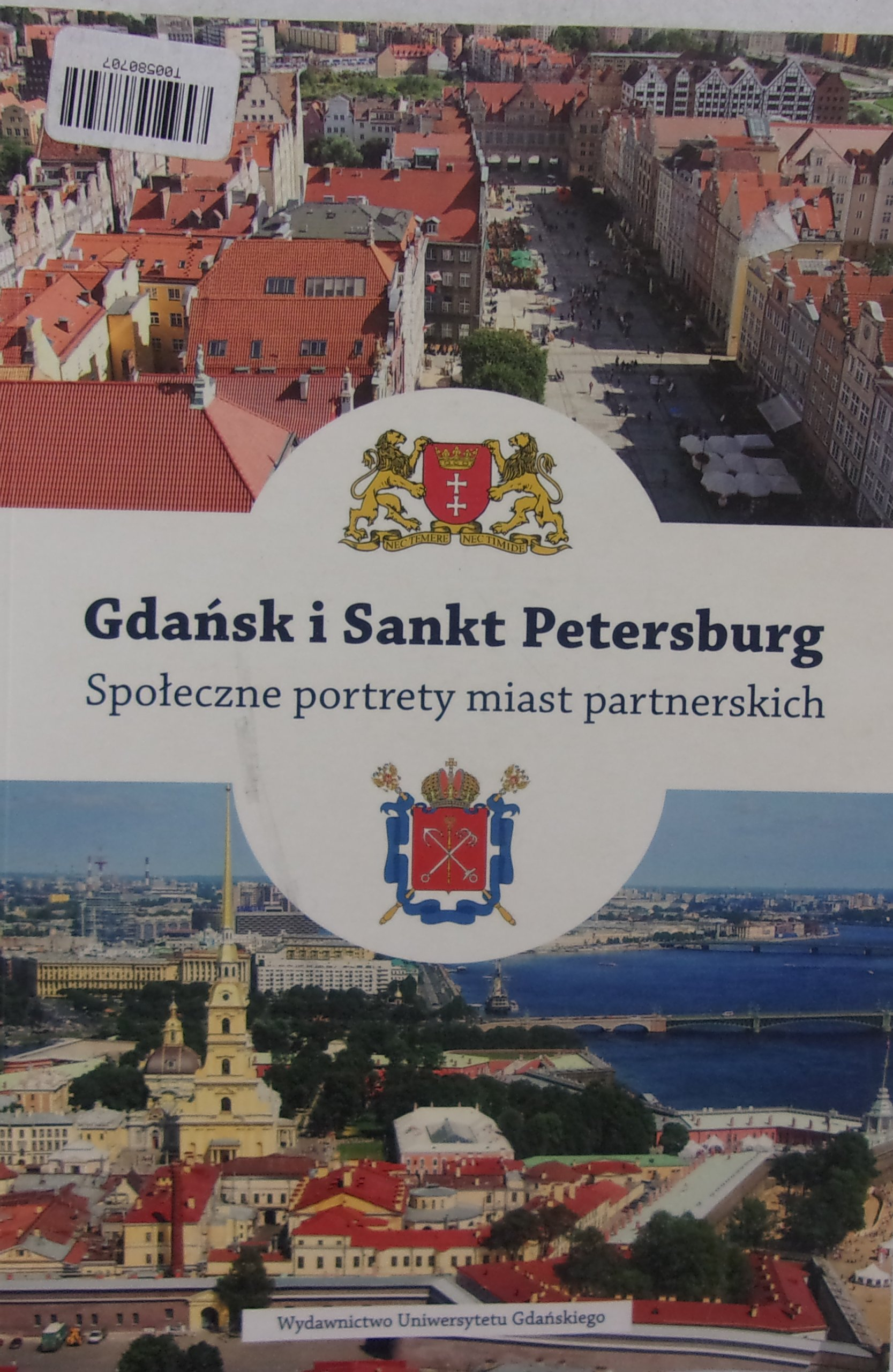 Gdańsk i Sankt Petersburg