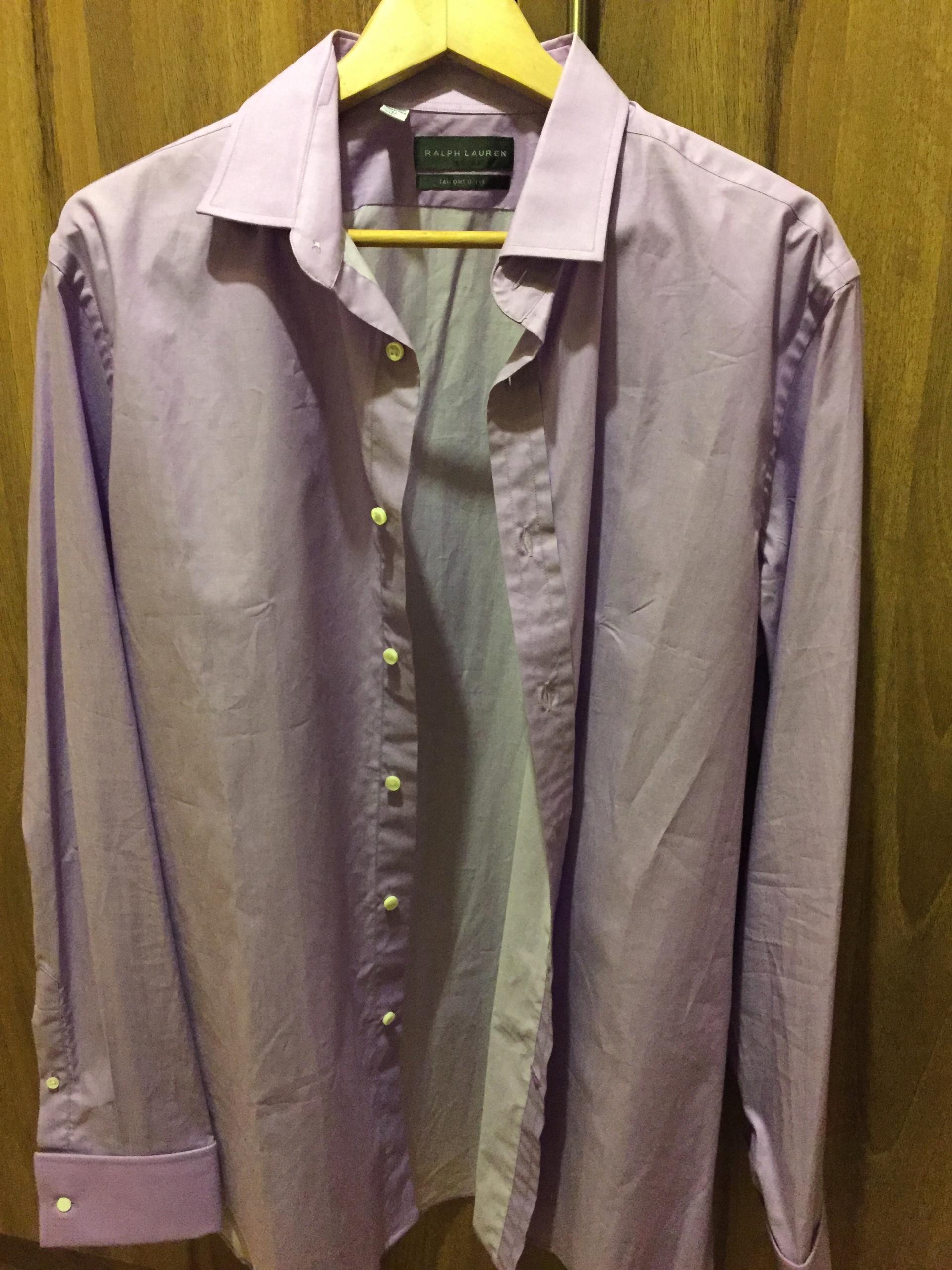 Luksusowa koszula męska Ralph Lauren 43 W-wa