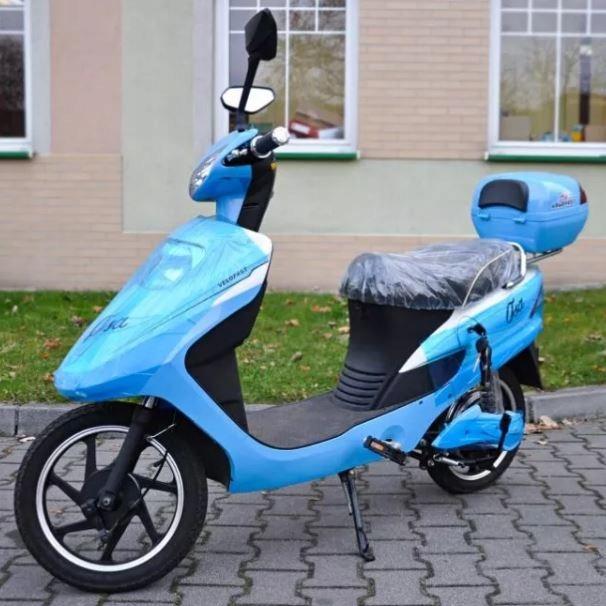 Rower elektryczny Osa Velofast