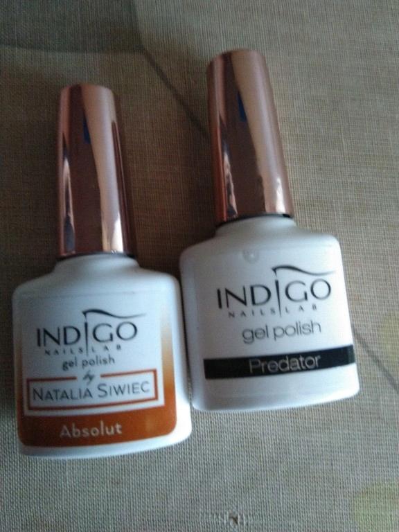 indigo lakiery hybrydowe