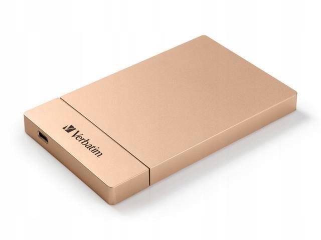 "Obudowa na dysk Verbatim SATA 2.5"" USB-C 3.1"