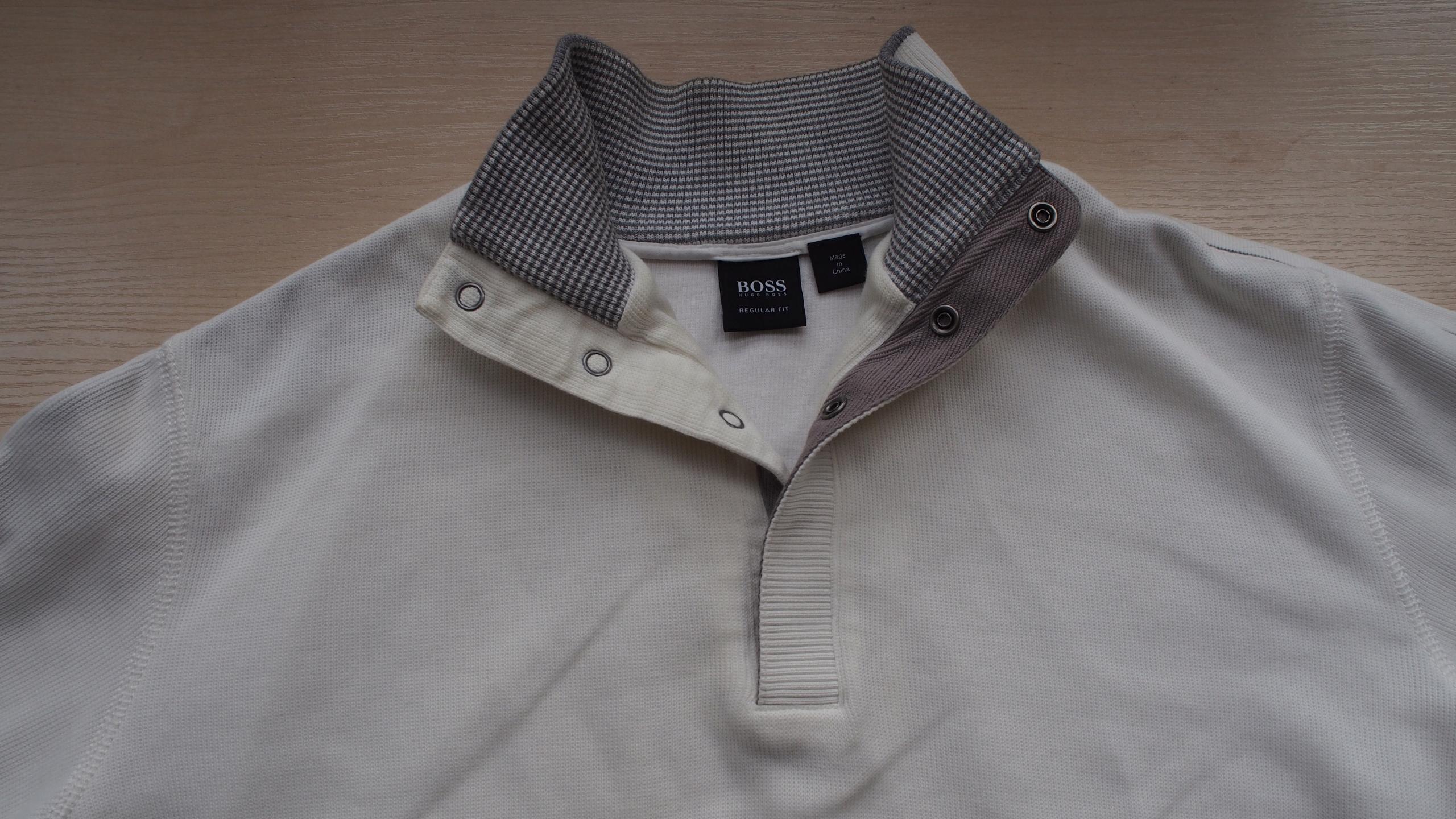 śliczna bluza HUGO BOSS rozmiar M, stan bdb