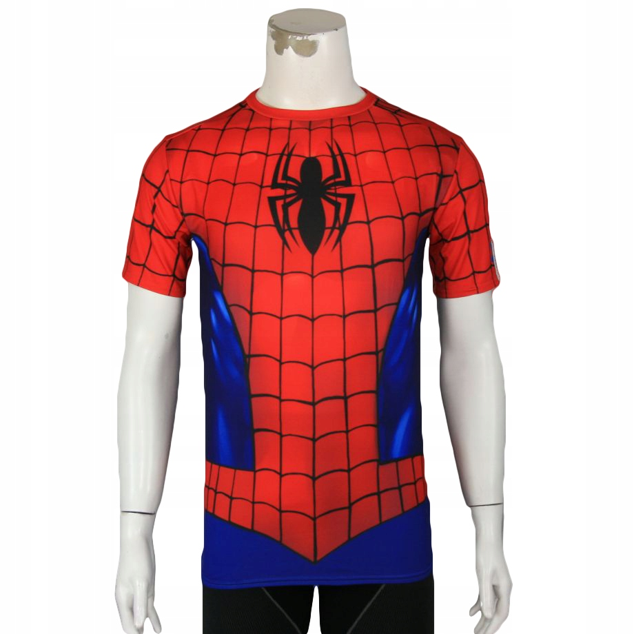 UNDER ARMOUR koszulka ALTER EGO (M) SPIDERMEN comp