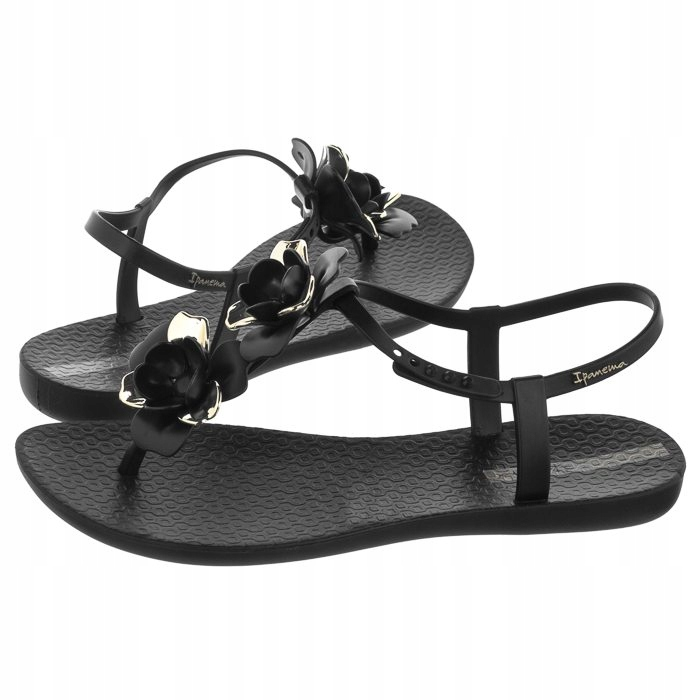 Sandały Japonki Ipanema Floral Sandal Fem 82662