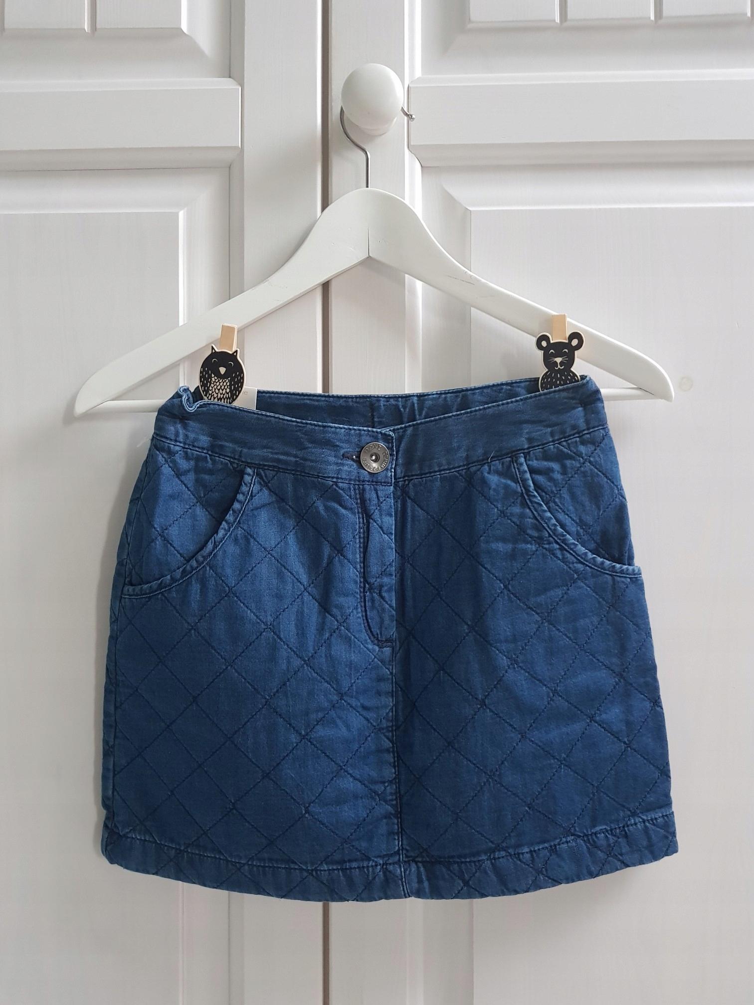 Next pikowana spódniczka 11 lat 146 cm