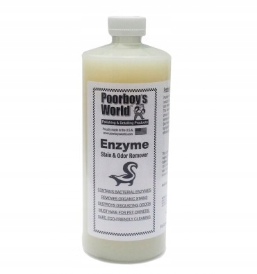 POORBOY'S WORLD Enzyme Stain&Odor Remover 946m