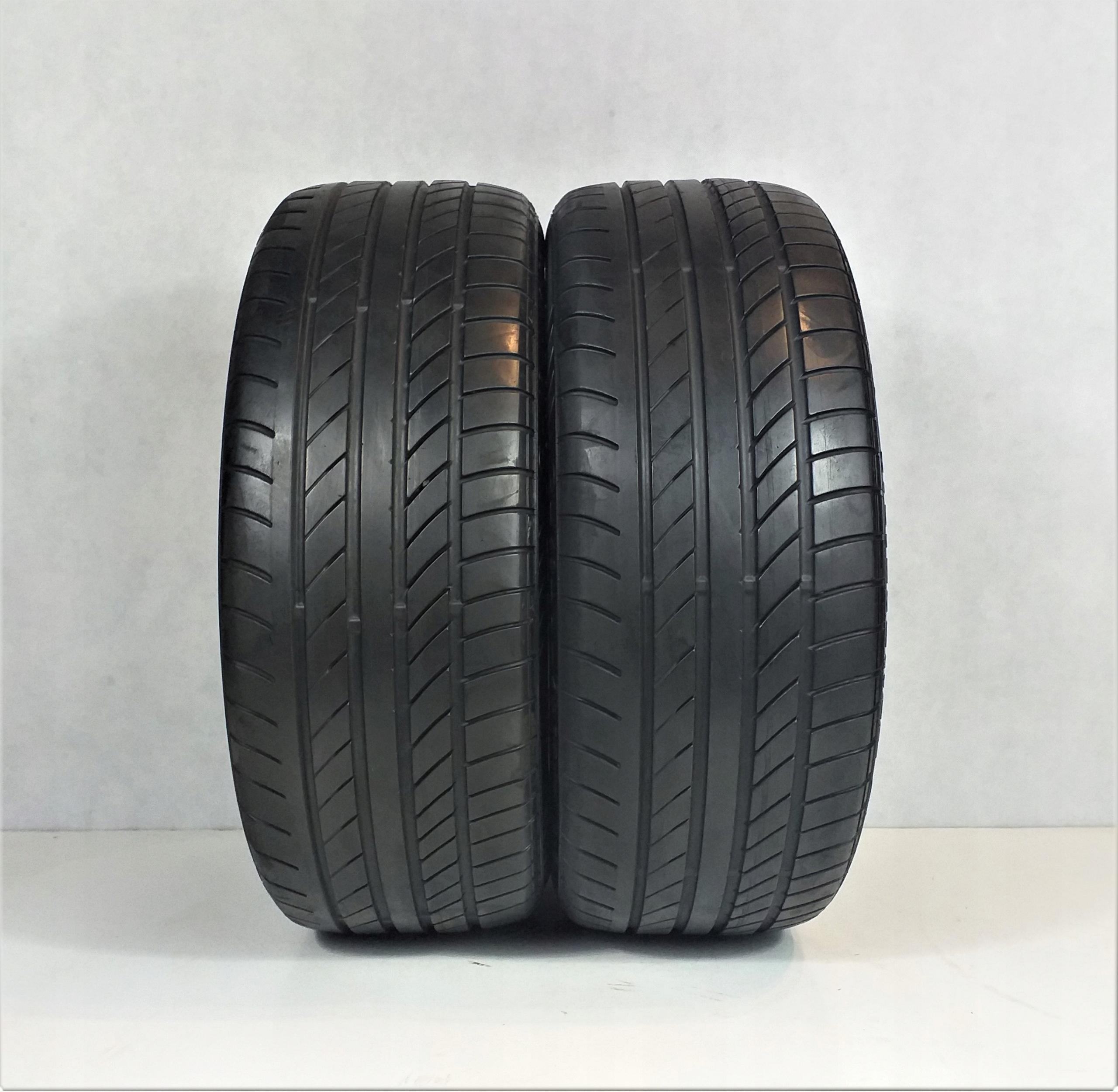 Opony 2x 205/55r16 Continental SportContact-1