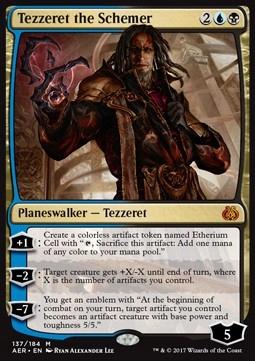 Tezzeret the Schemer GD :MTGMARKET
