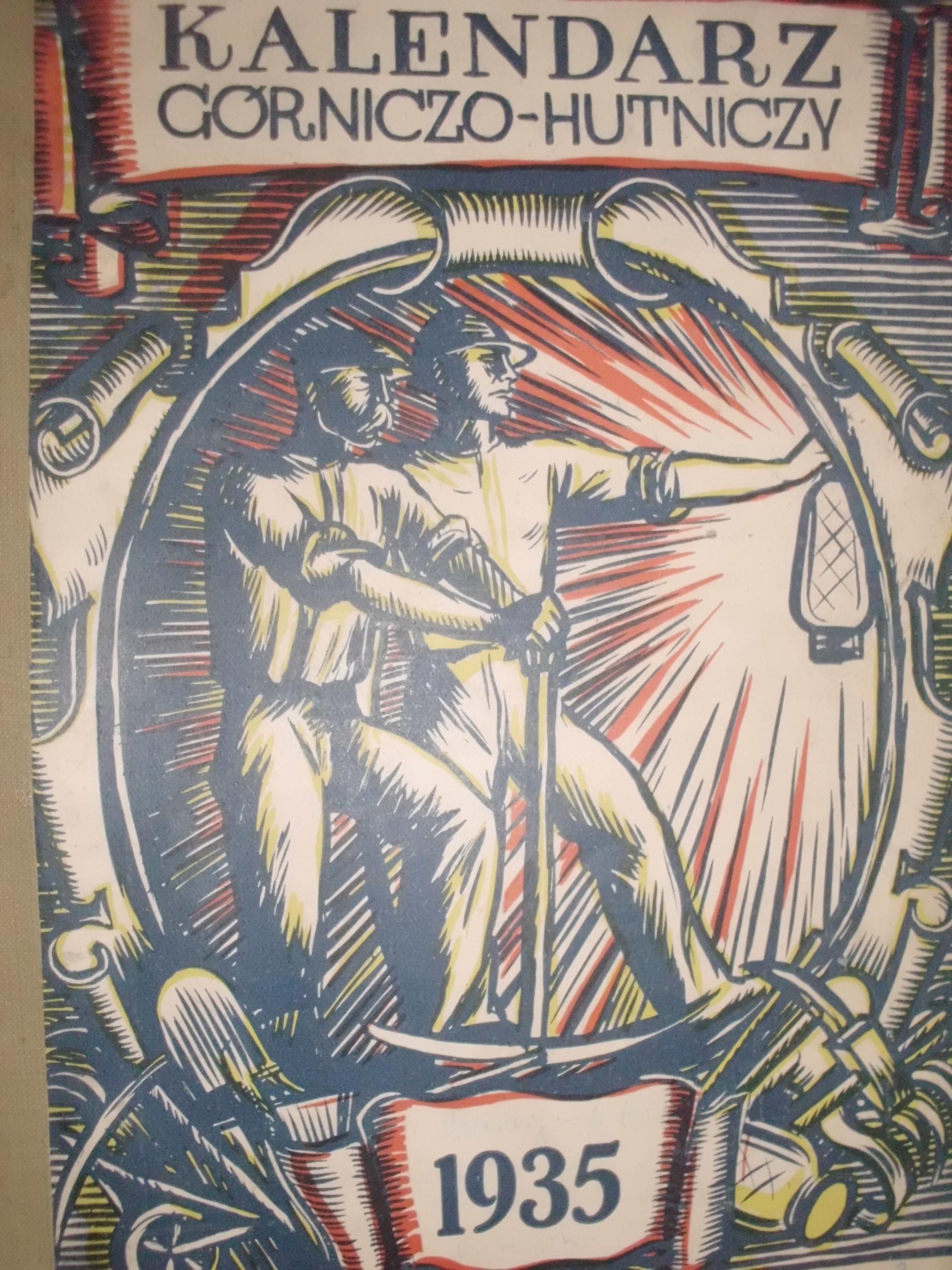 Kalendarz Górniczo-Hutniczy 1935
