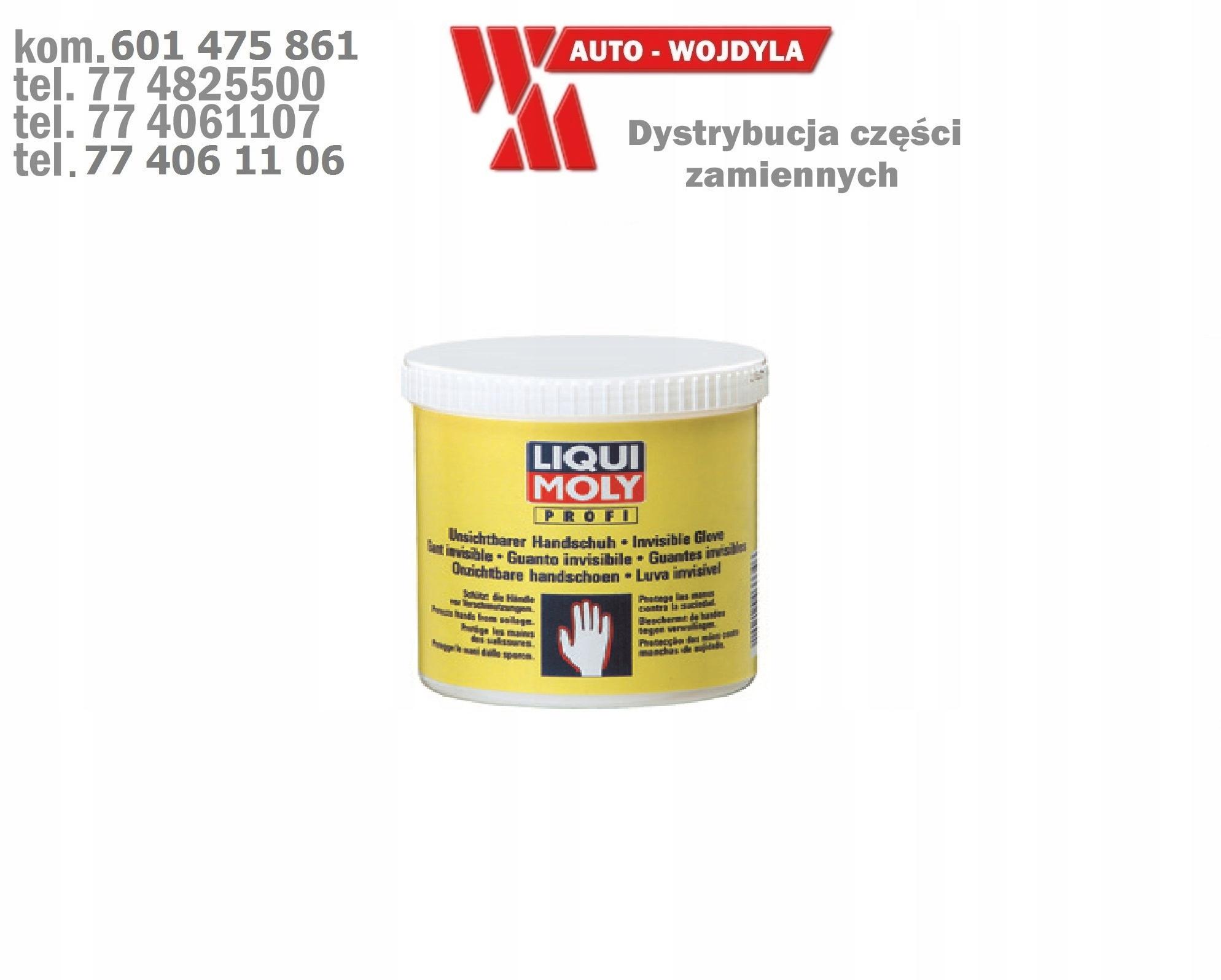 Niewidzialna rękawiczka L3334 650 ml Liqui Moly