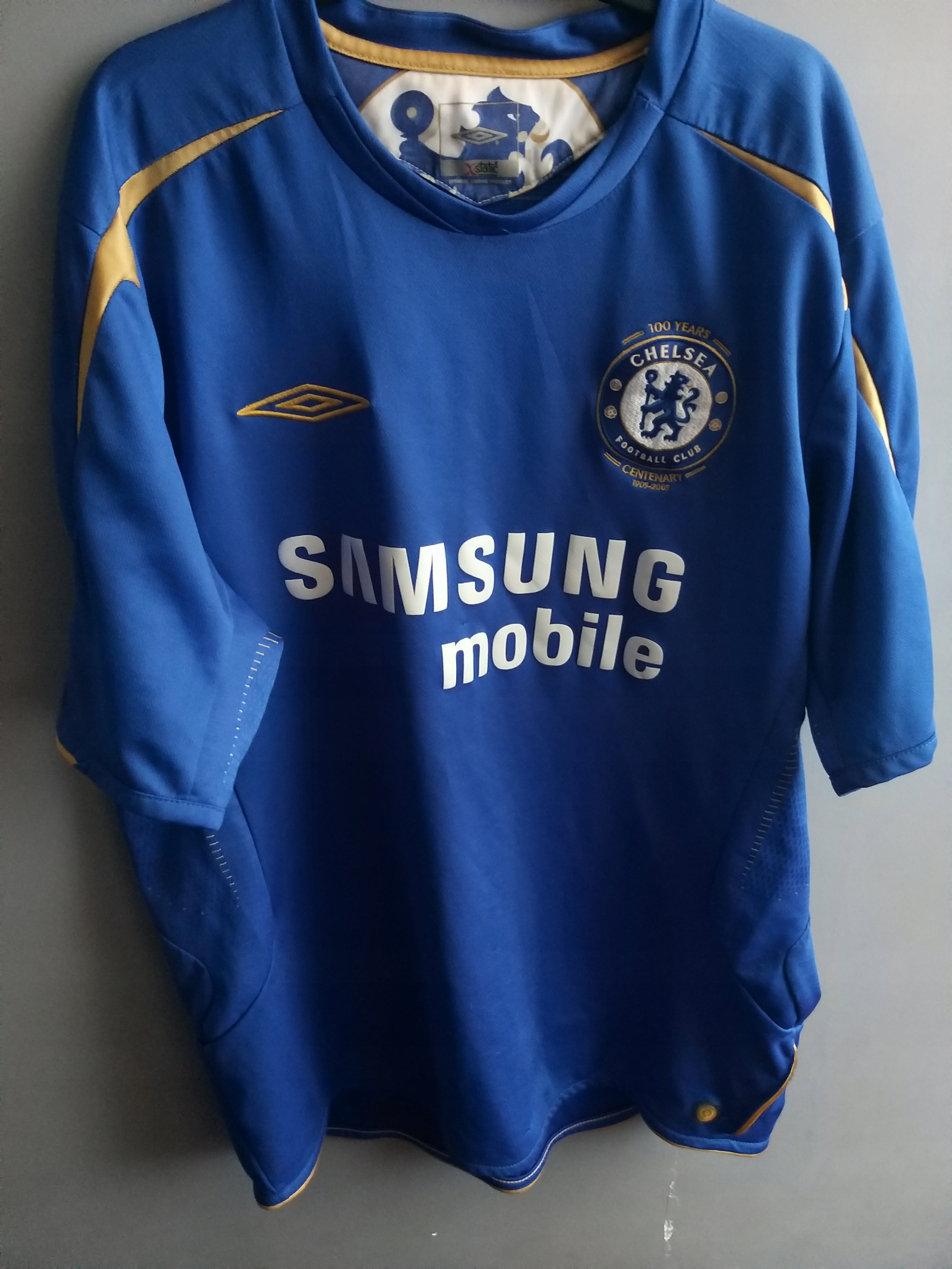 Koszulka Chelsea London Umbro Retro
