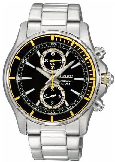 zegarek SEIKO Chronograph SNN245P1 GWARANCJA