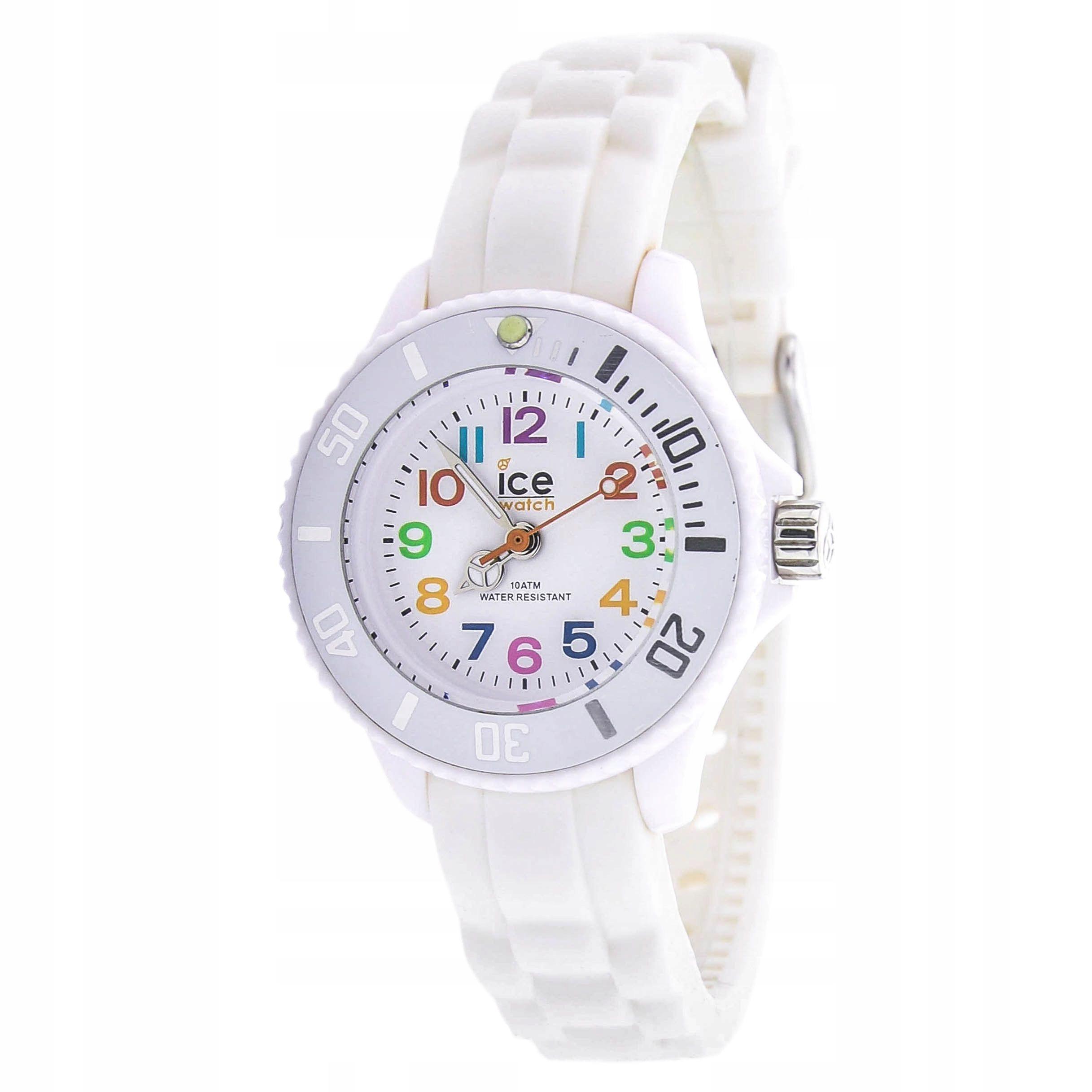 Zegarek ICE-WATCH MN.WE.M.S.12 10 ATM biały