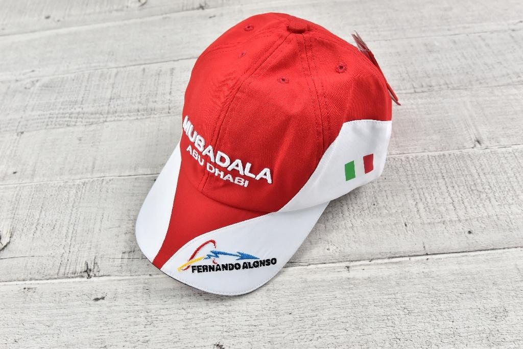 Czapka z Daszkiem Puma Mubadala Ferrari 760773 01