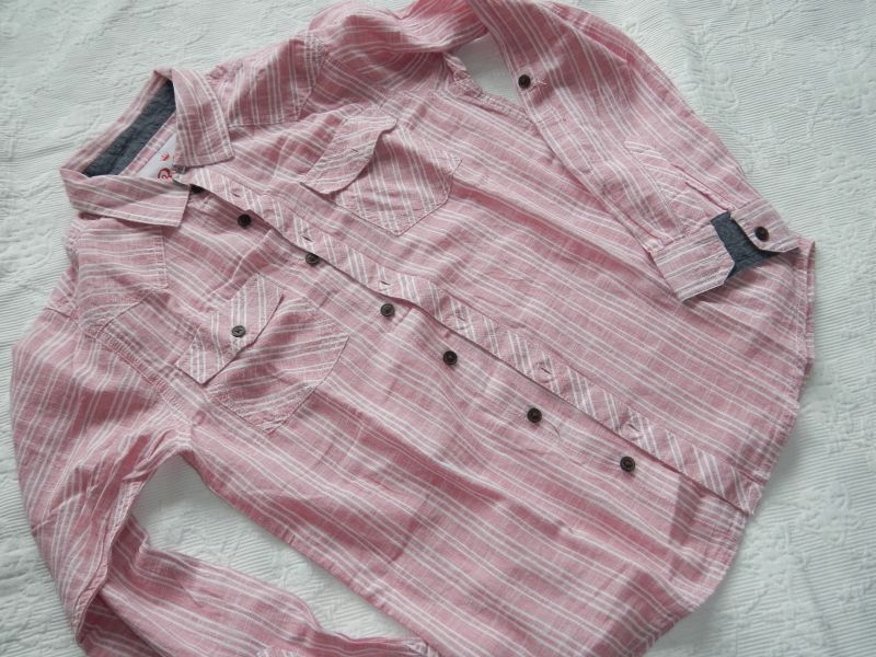 Koszula REBEL biała rozmiar 158 cm ,12 - 13 lat