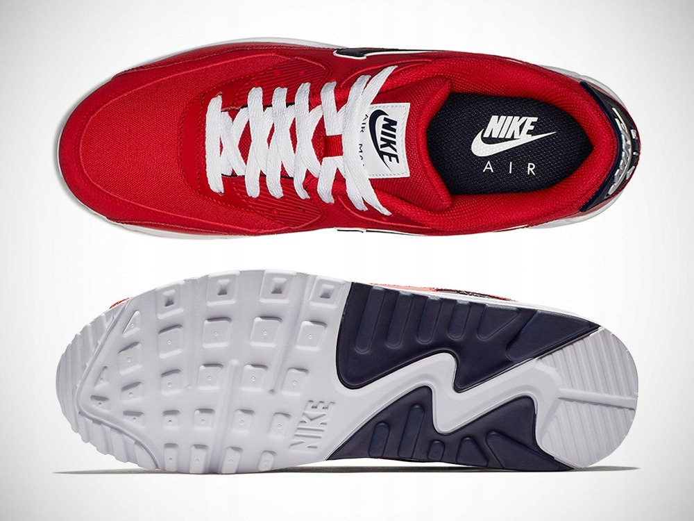 competitive price d6be3 7dba1 NIKE buty Air Max  90 Essential AJ1285-601 r. 49,5 (7641325748)