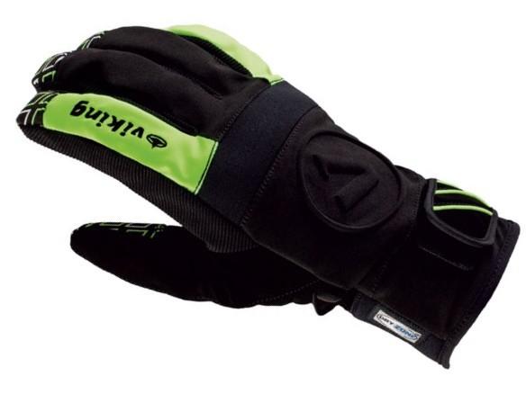 Rękawice Viking Bazz 6 = S snowboardowe pajpówki