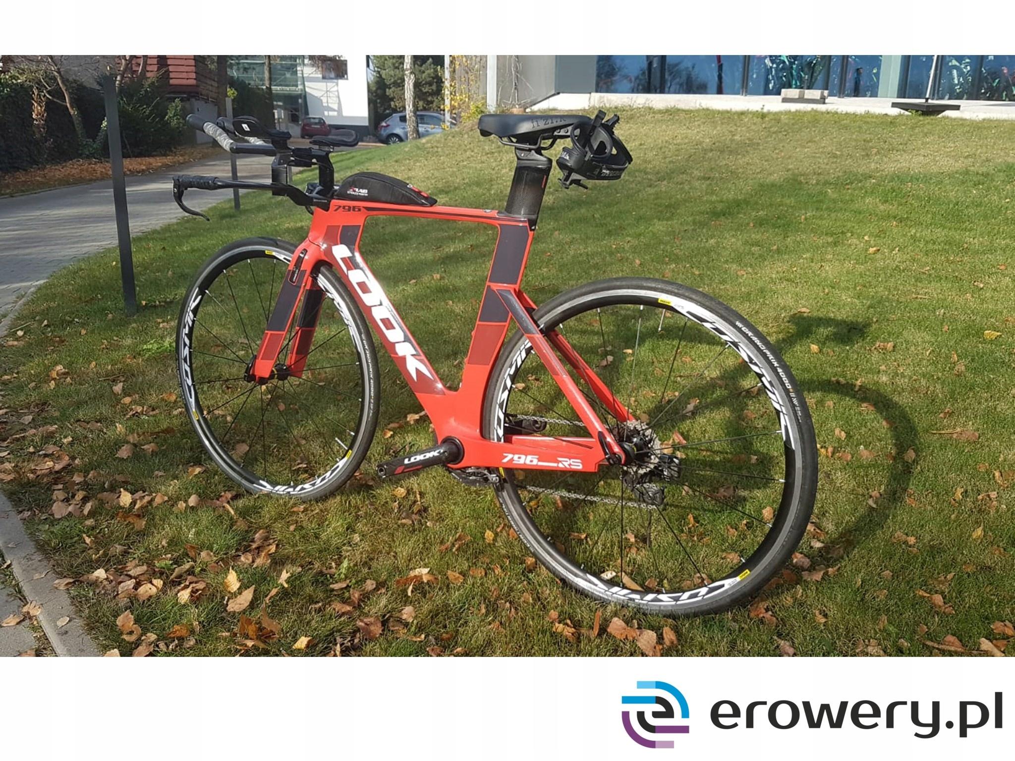 LOOK Rower Monoblade 796 rozmiar 53cm