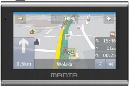 NAWIGACJA MANTA GPS470 LOMBARD66