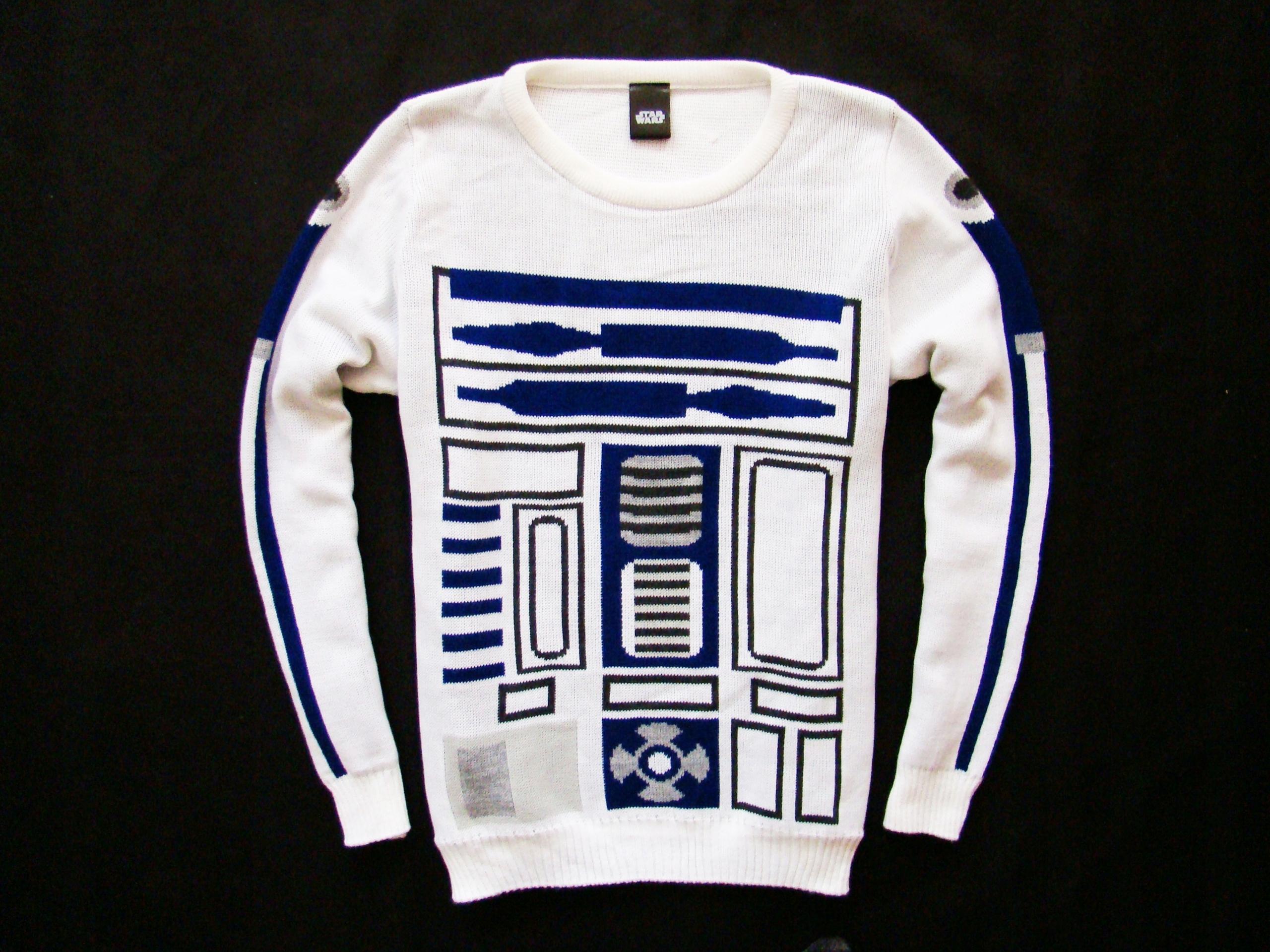 STAR WARS markowy NOWY sweter rozm 2 XL / 3XL