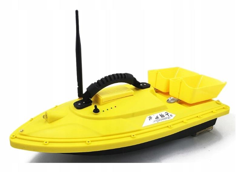 Łódka , łódź zanętowa -T-19 - NOWOŚĆ !!! 2,4 GHz