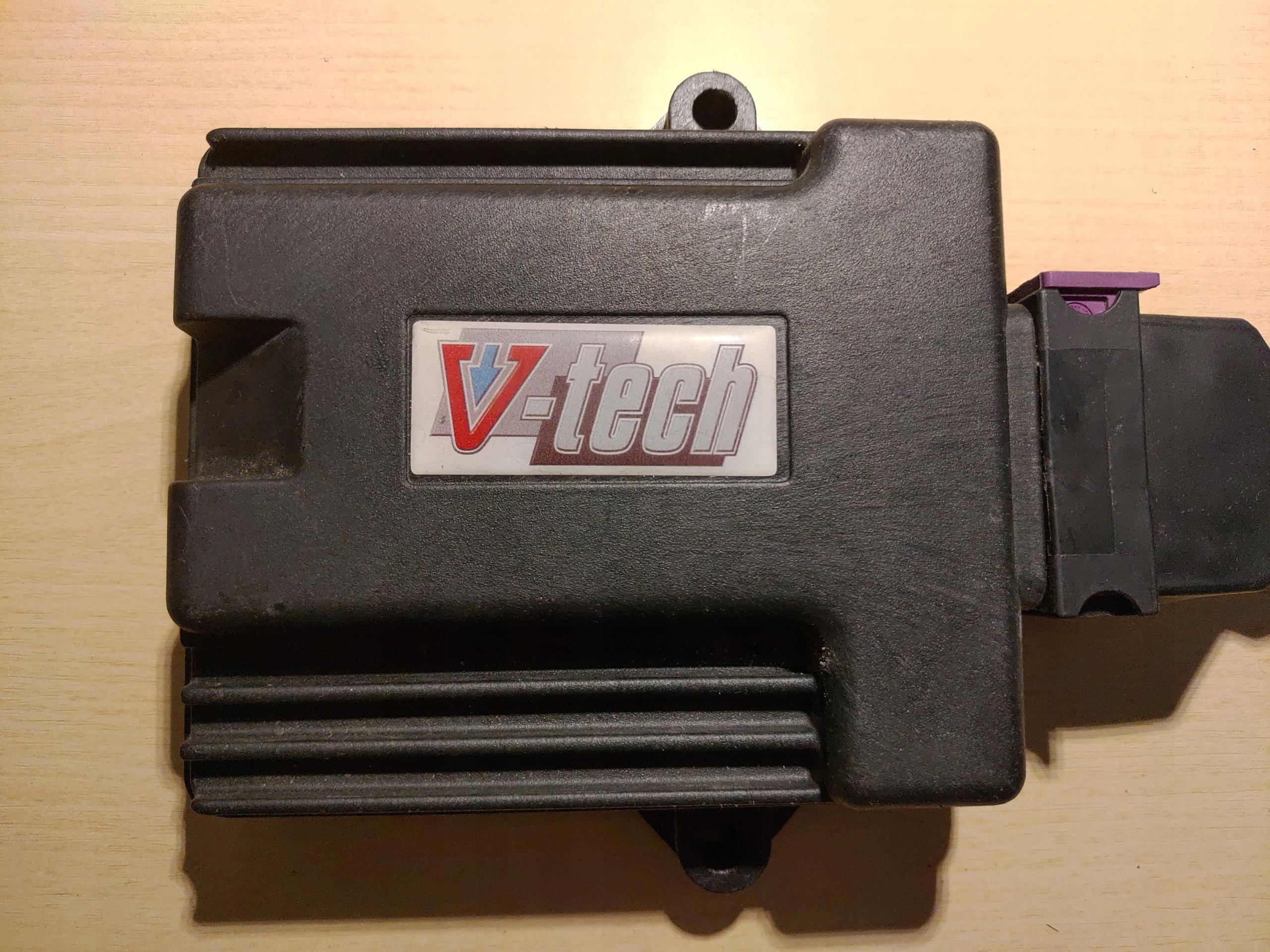 Powerbox typ-A Elite V-tech Volkswagen CommonRail