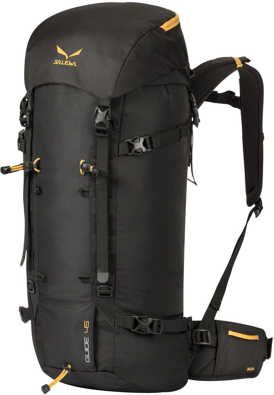 bb943b418c67b Salewa Plecak trekkingowy Guide 45 Black - 7270091430 - oficjalne ...