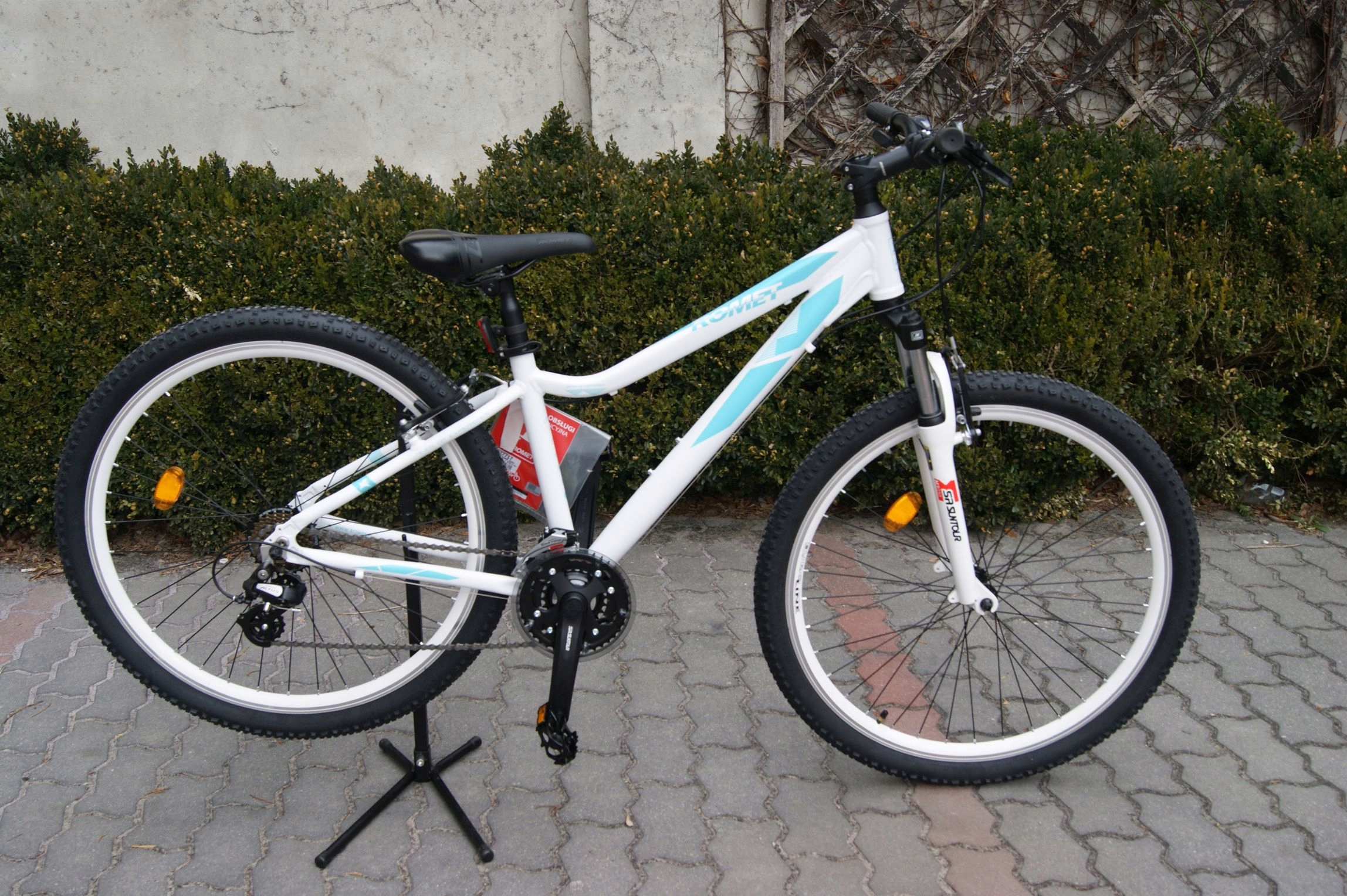 R226 Aluminiowy damski rower górski Romet 27,5''
