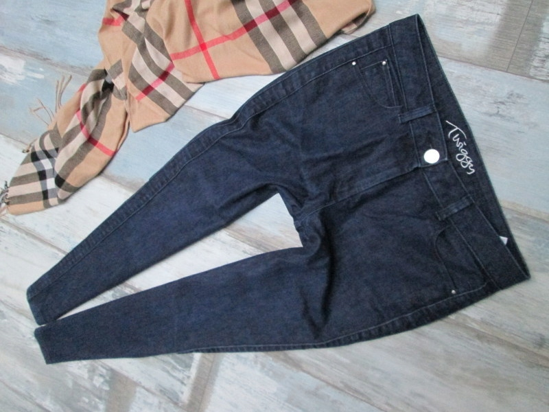 MARKS SPENCER___STRETCH jeans RURKI HIGH__44