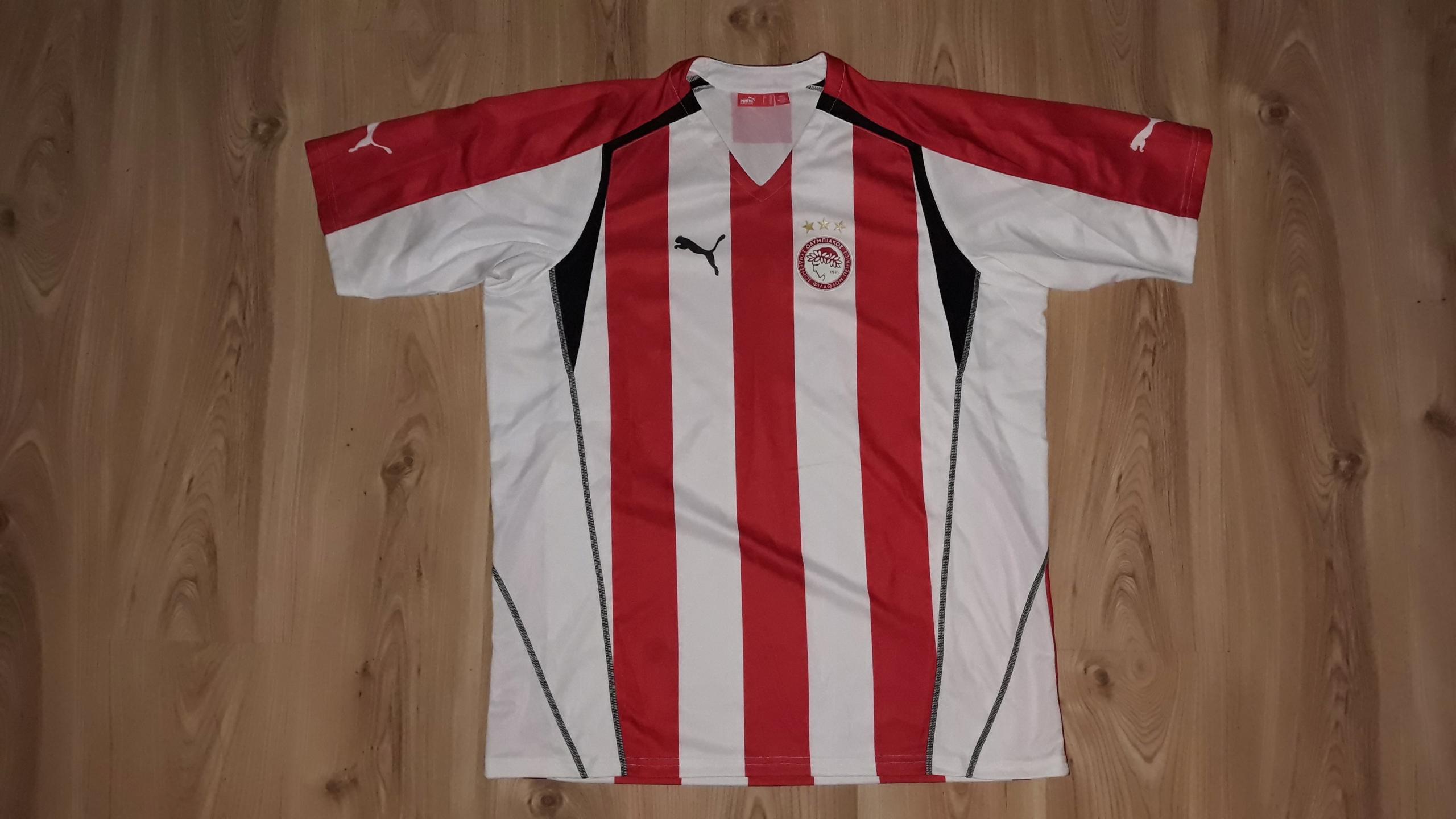 Koszulka Puma XXL Olympiakos Piraeus SFP Grecja