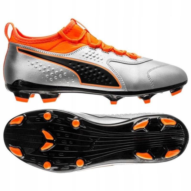 Buty piłkarskie Puma One 3 Lth Fg M r.46