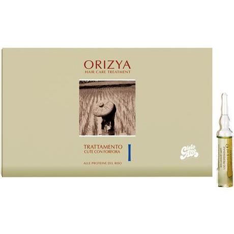 ampułki 12x6 ORIZYA wzmacniające,hamujące łysienie