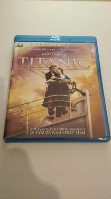 Wyprzedaż kolekcji - Titanic Jamesa Camerona 3D !