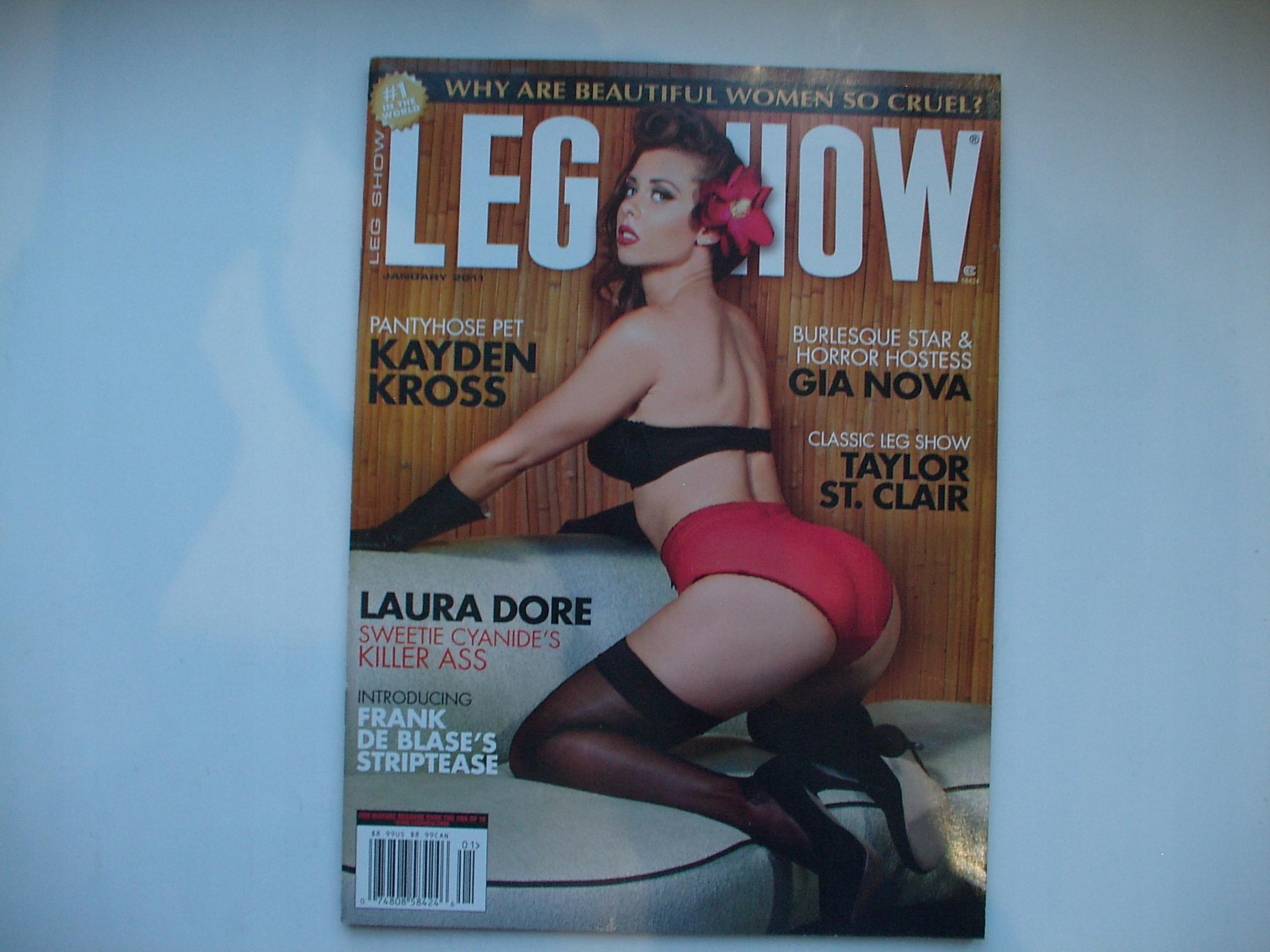 Leg Show JANUARY 2011