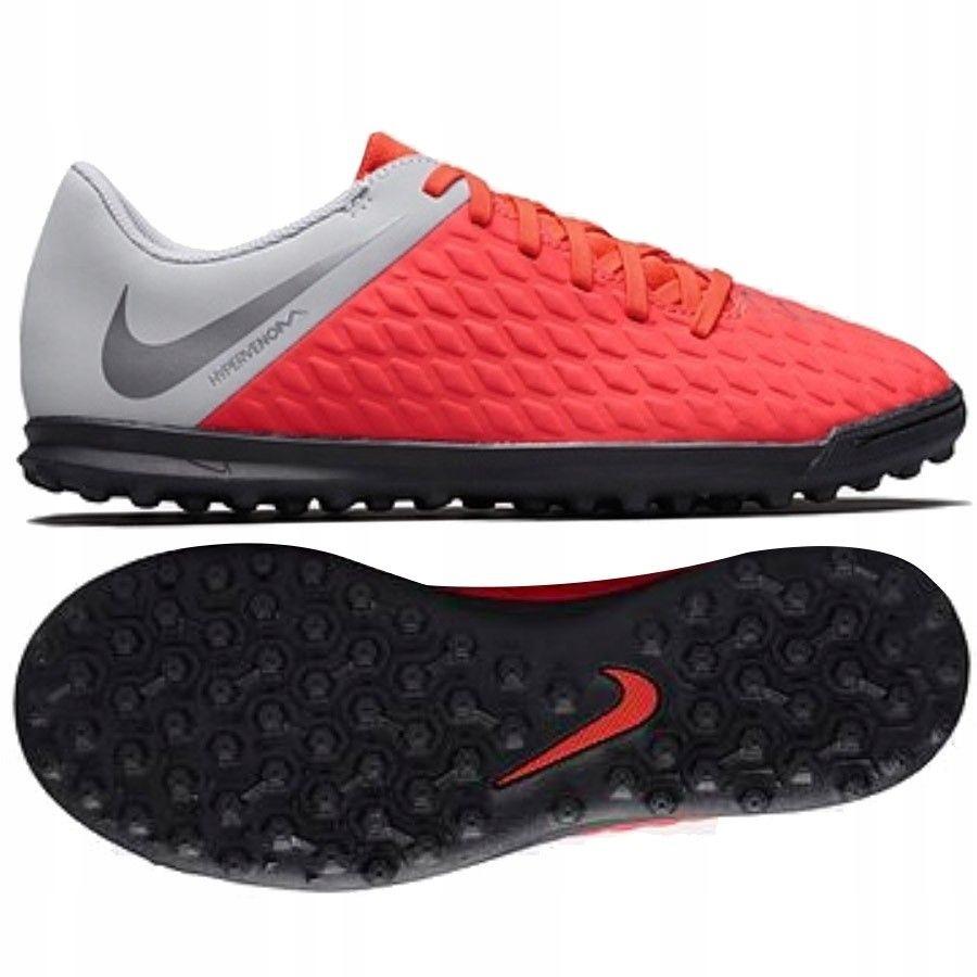Buty Nike JR Hypervenom Phantomx 3 Club TF AJ3790
