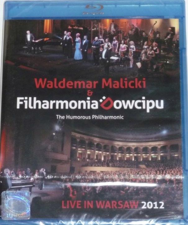 WALDEMAR MALICKI FILHARMONIA DOWCIPU BR [NOWY]