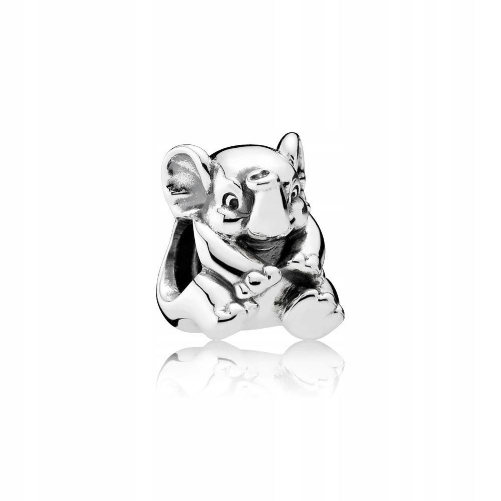 Charms Pandora Szczęśliwy słoń 791902