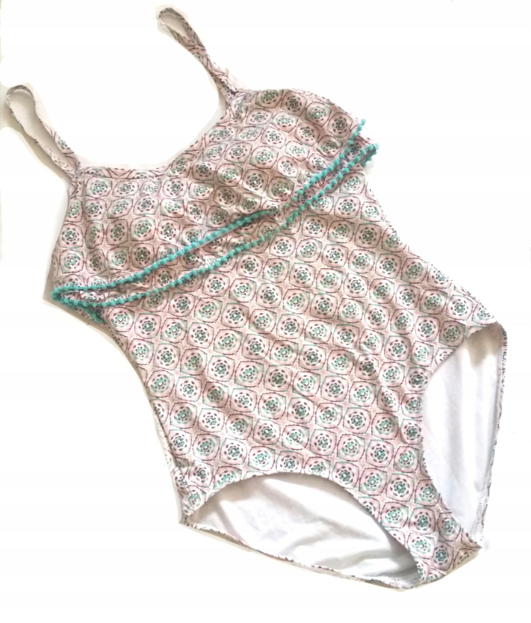 ATMOSPHERE 44_XXL strój kąpielowy jednoczęściowy