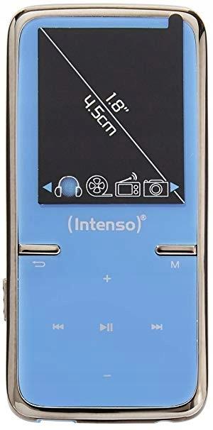 MP3 VIDEO PLAYER INTENSO 8GB