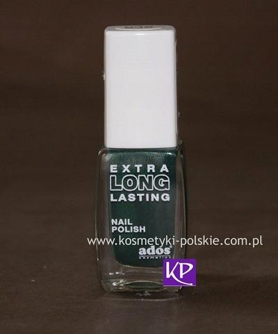 Ados Lakier Long Lasting nr 939 ciemna zieleń błys